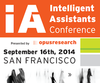 "Debut Conference To Tackle Opportunities for ""Siri-like"" Intelligent Assistants for Mobile and Enterprise Activities"